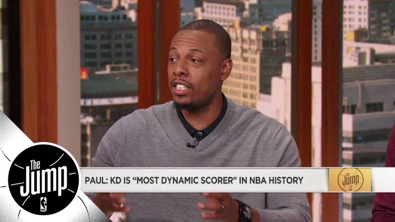 Paul Pierce calls Kevin Durant