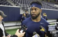 West Virginia's David Long Jr. talks Pac-12 vs. Big 12 & WVU's defense
