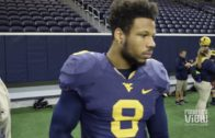 West Virginia's Kyzir White talks leaders of the Mountaineers defense