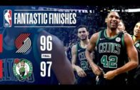 Al Horford closes tight contest with clutch fadeaway at the buzzer