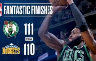 Boston Celtics and Denver Nuggets go the distance in the Mile High City