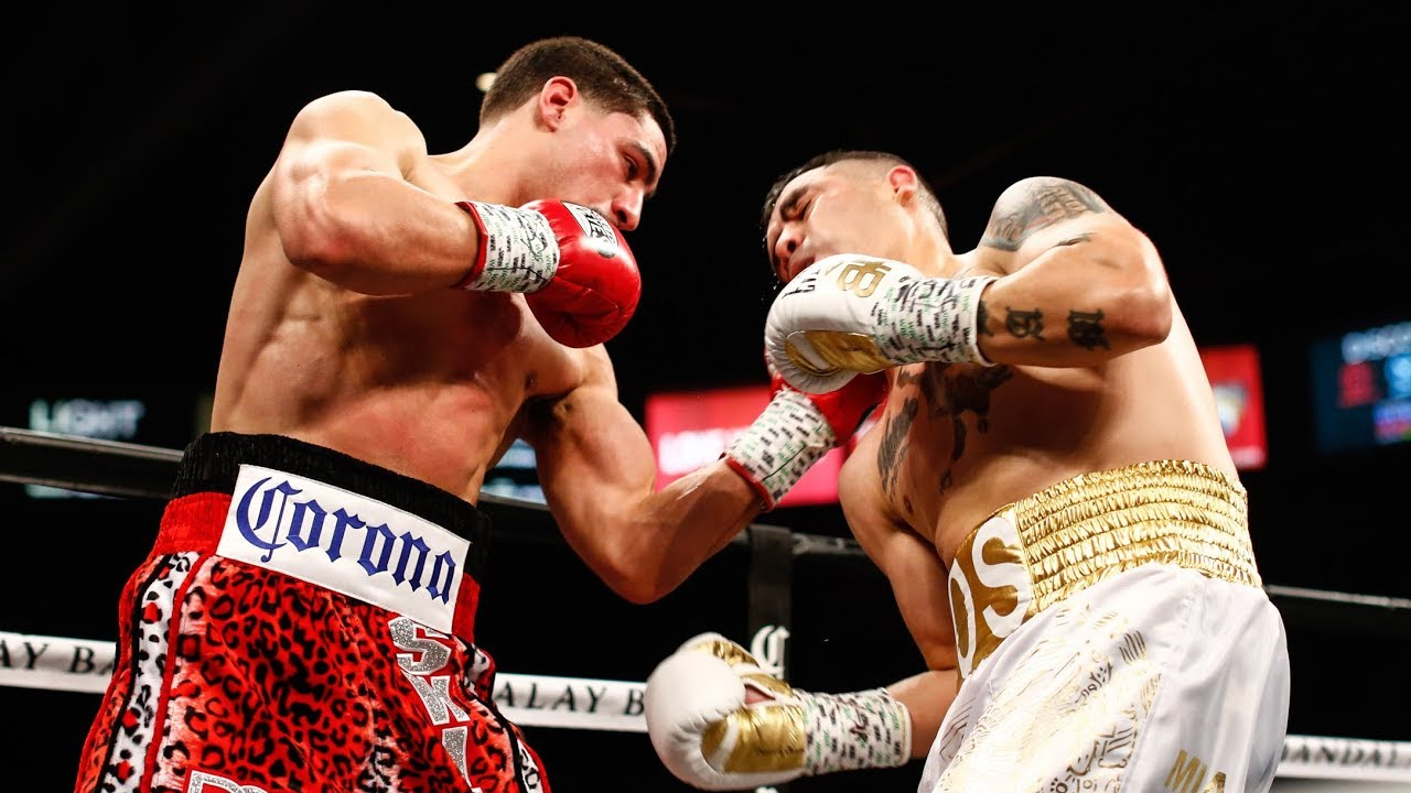Danny Garcia gets back on track with a TKO victory over Brandon Rios