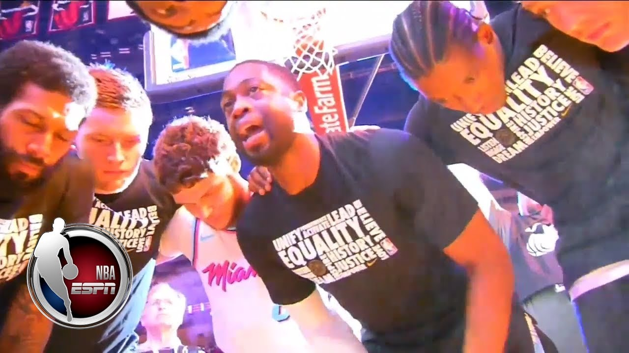 Dwyane Wade comes up big in return to South Beach