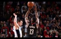 Harden records first 60-point triple-double in NBA history with clutch And-1