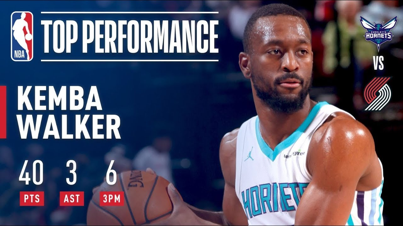 Kemba Walker drops 40 points in a disappointing overtime loss