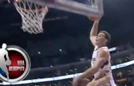 Remembering Griffin's best plays as a Clipper as he moves on to Detroit