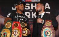 Anthony Joshua vs. Joseph Parker Fight Preview