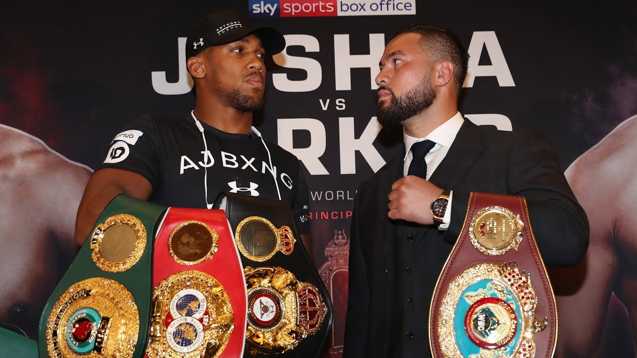 Anthony Joshua vs. Joseph Parker Fight Preview