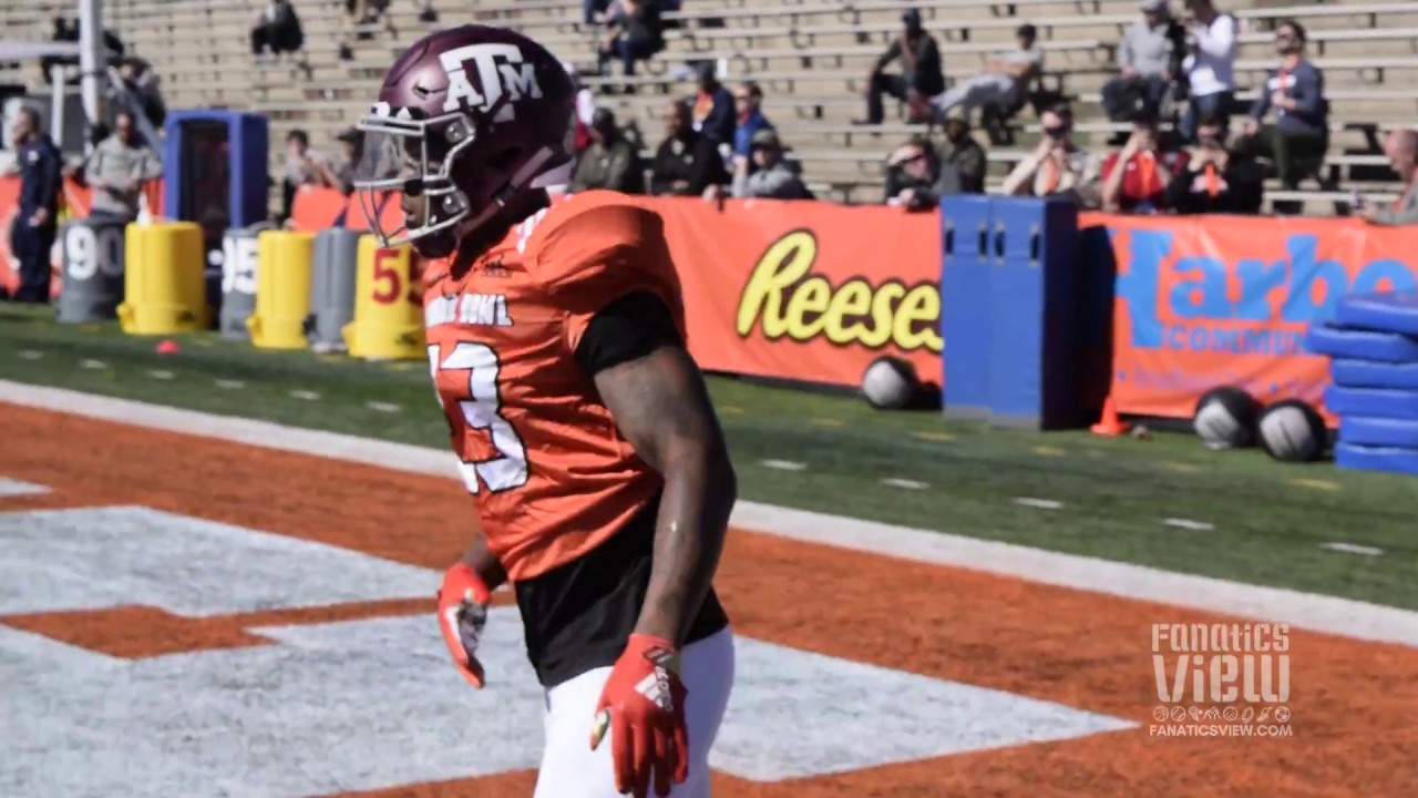 Armani Watts talks his Texas A&M career, Myles Garrett, Christian Kirk & more