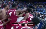 Collin Sexton keeps Bama's March Madness hopes alive with game-winner