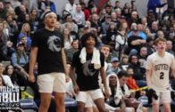 Jalen Wilson & De'Vion Harmon lead Denton Guyer to blowout playoff win