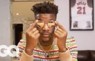 Jimmy Butler reveals the 10 things he can't live without