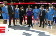 Kings Owner Vivek Ranadivé Addresses Fans After Stephon Clark Protest