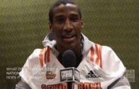 Levi Wallace shares his Underdog Story of 'Walking On' at Alabama Football