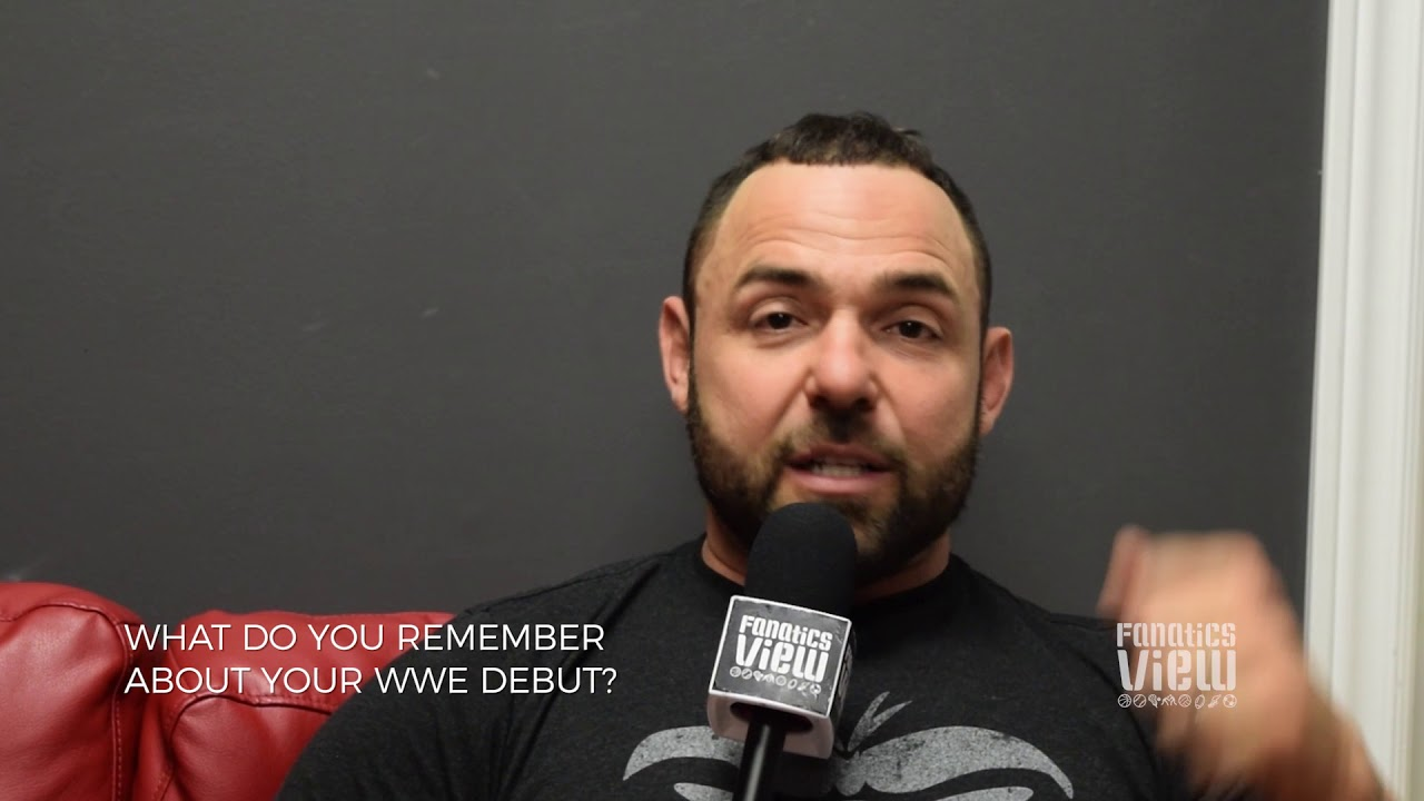 Santino Marella reminisces on his WWE debut (Interview Part 2)