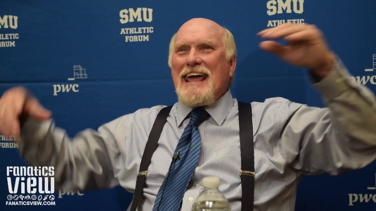 Terry Bradshaw says Dez Bryant should take Paycut, Only worth $4-$5 Million