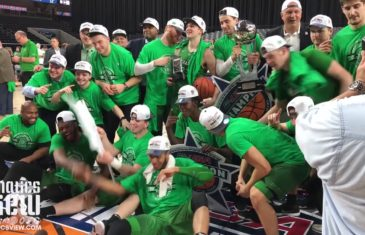 The Marshall Thundering Herd goes dancing for the first time since 1987