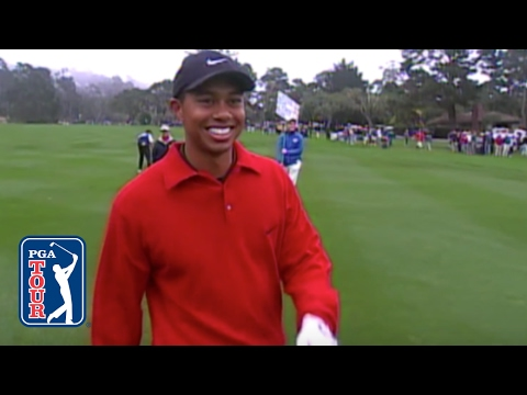 Tiger Woods' Top Ten shots on the PGA Tour