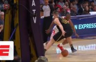 Chris Paul makes Ivica Zubac look silly with a savage nutmeg