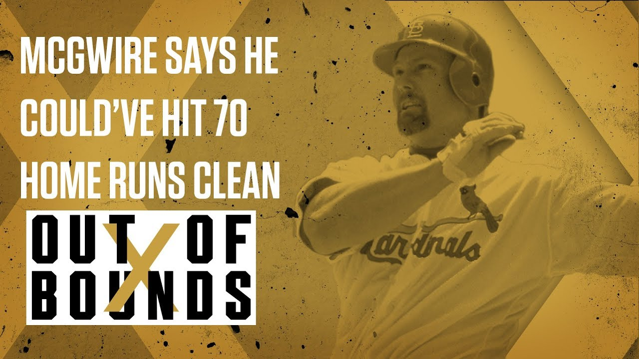 Complex discusses Mark McGwire and the MLB's steroids era