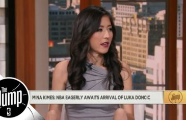 ESPN's The Jump talks Luka Doncic and the NBA Draft