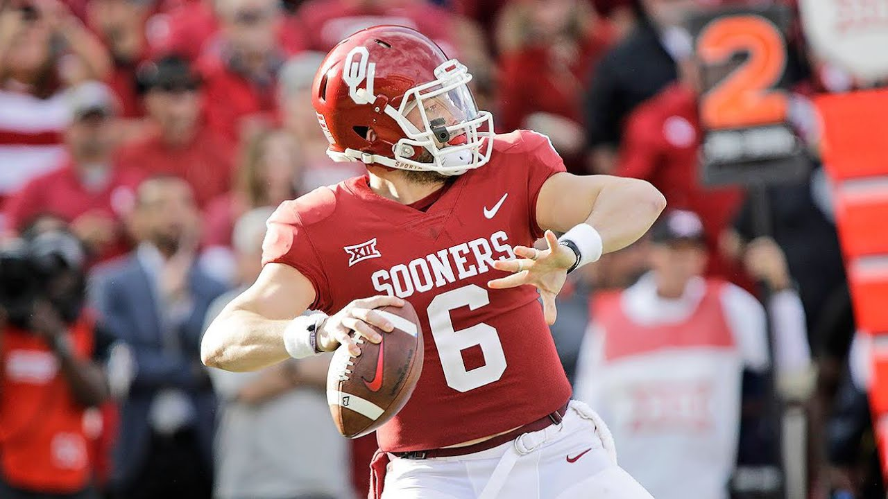 Fanatics View Draft Profile - Baker Mayfield (QB - Oklahoma)