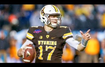 Fanatics View Draft Profile – Josh Allen (QB – Wyoming)