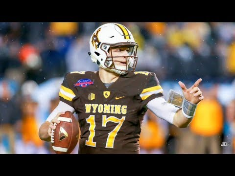 Fanatics View Draft Profile - Josh Allen (QB - Wyoming)
