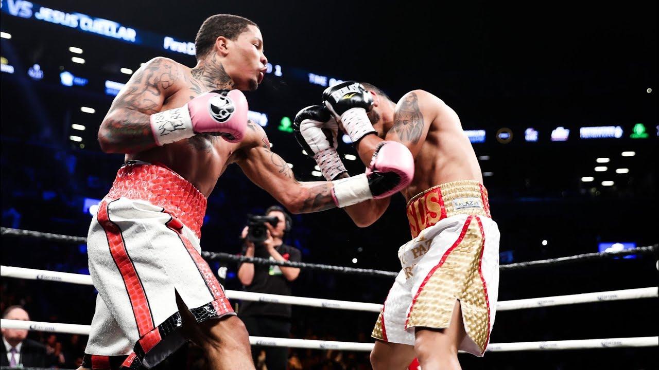Gervonta Davis stays undefeated with TKO victory over Jesus Cuellar