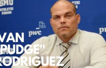 Ivan Rodriguez talks Rougned Odor, Joey Gallo shift, Rafael Palmeiro & Rangers Possible Rebuild