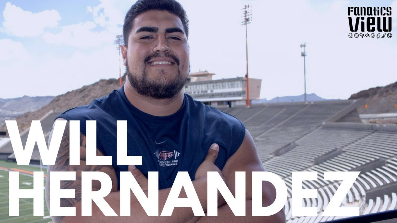 New York Giant Will Hernandez Draft Profile