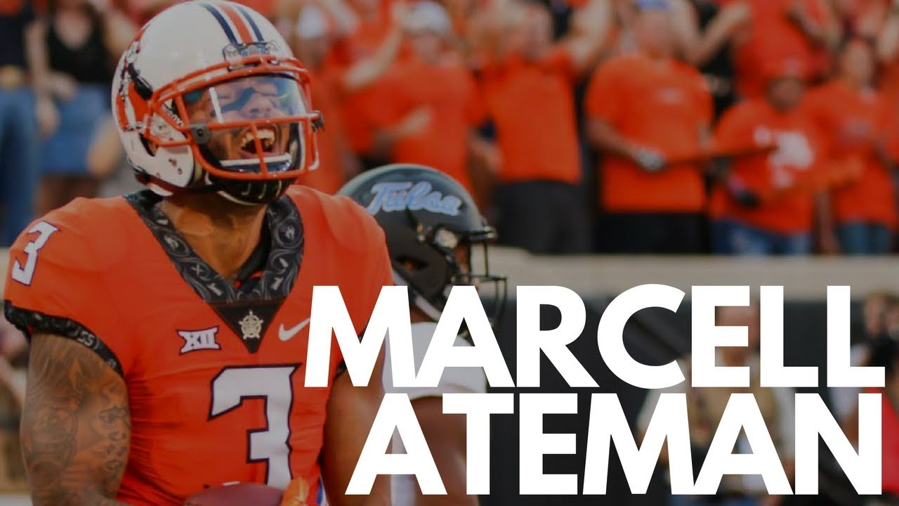 Oakland Raider Marcell Ateman's Draft Profile