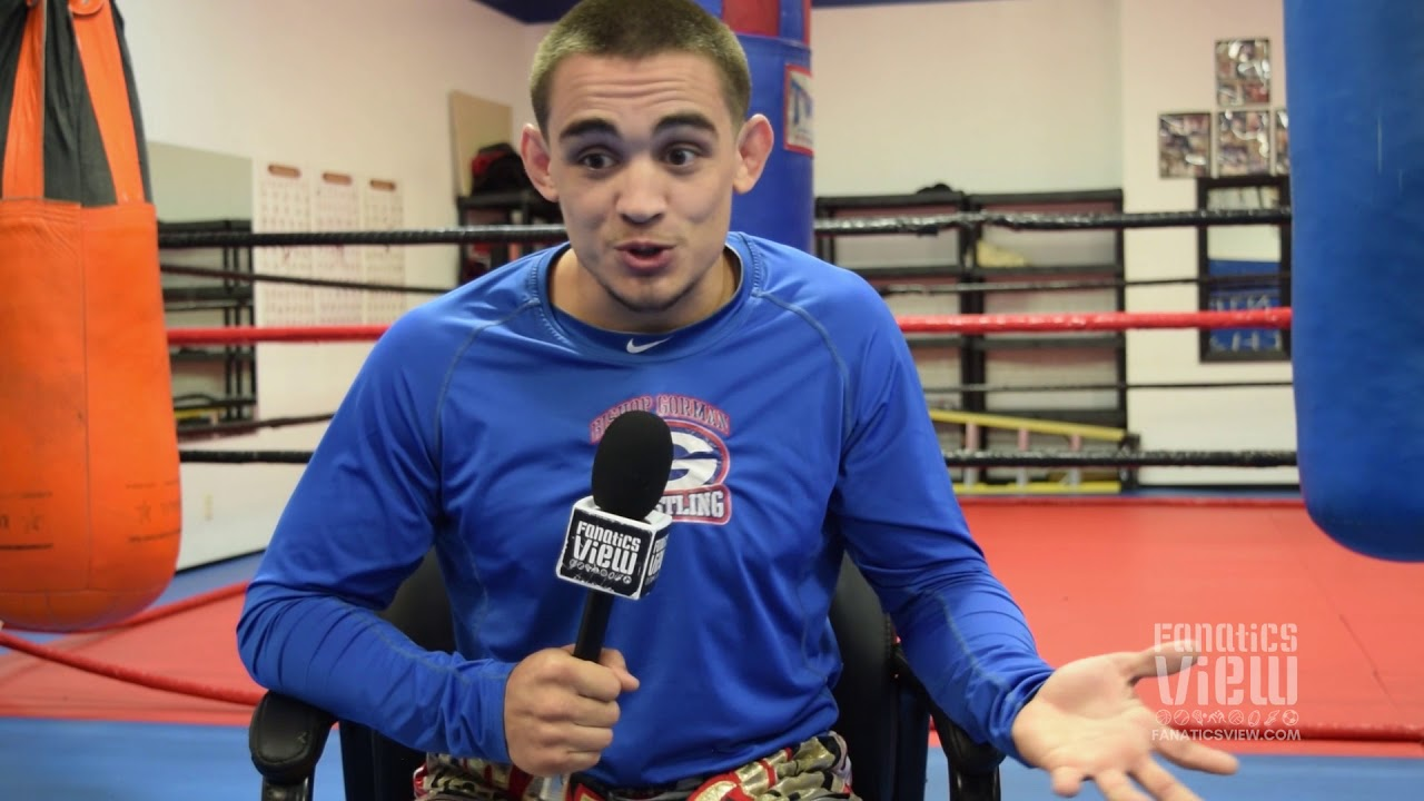 Ryan Benoit talks Georges St. Pierre's Legacy & Meeting GSP for the First Time