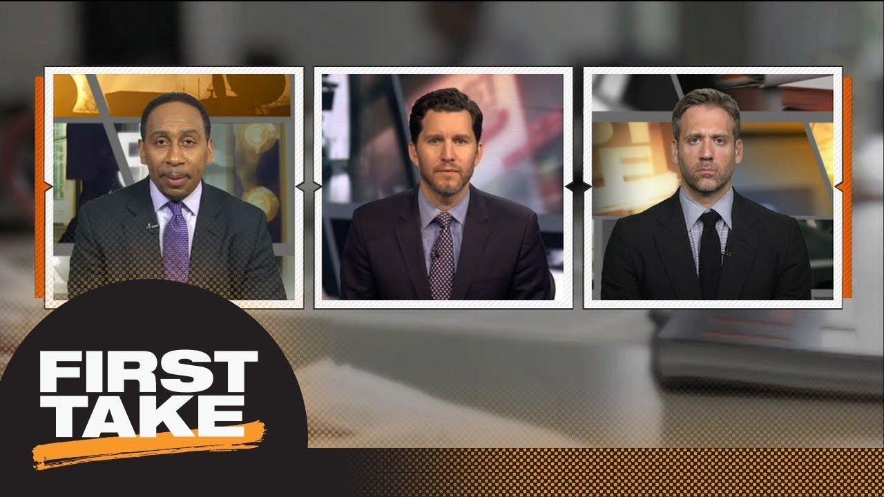 Jordan-LeBron Debate Revisited on ESPN First Take
