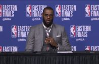 LeBron James Weighs In On Game 1 Eastern Conference Finals