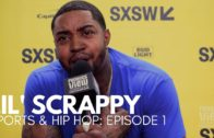 Lil Scrappy talks Deontay Wilder, LeBron James, 2Pac, Falcons & More (Sports & Hip Hop – EP1)