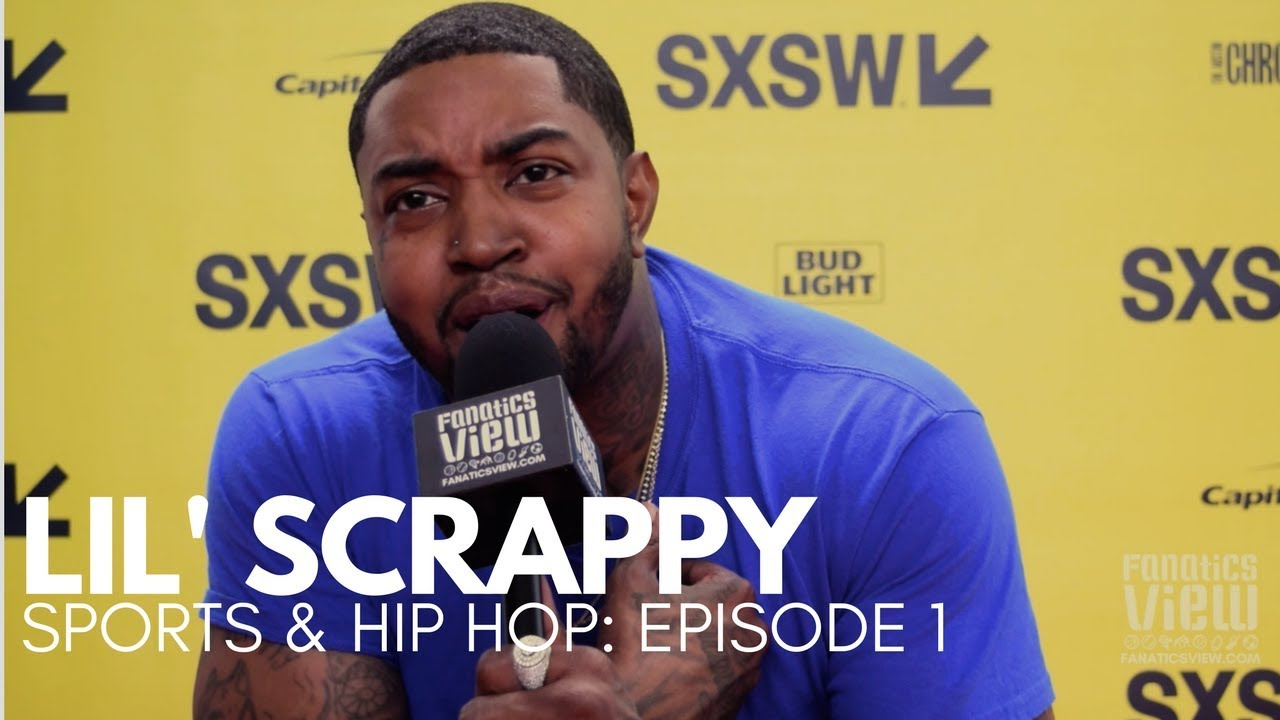Lil Scrappy talks Deontay Wilder, LeBron James, 2Pac, Falcons & More (Sports & Hip Hop - EP1)