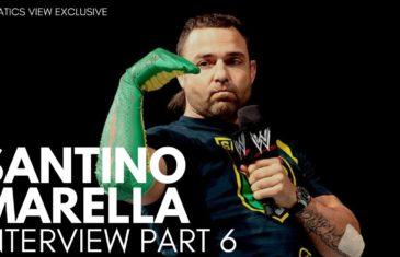 Santino Marella explains History of Cobra move & Picks Fantasy WWE Match Winners