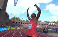 19-year-old Long Jumper Makes Historic Jump