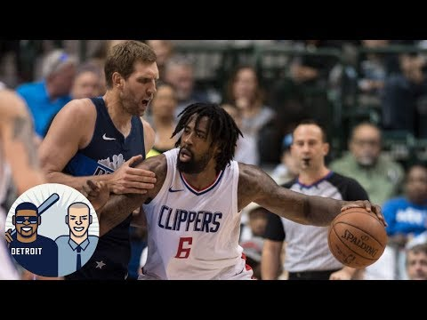 DeAndre Jordan to Dallas For Real This Time?