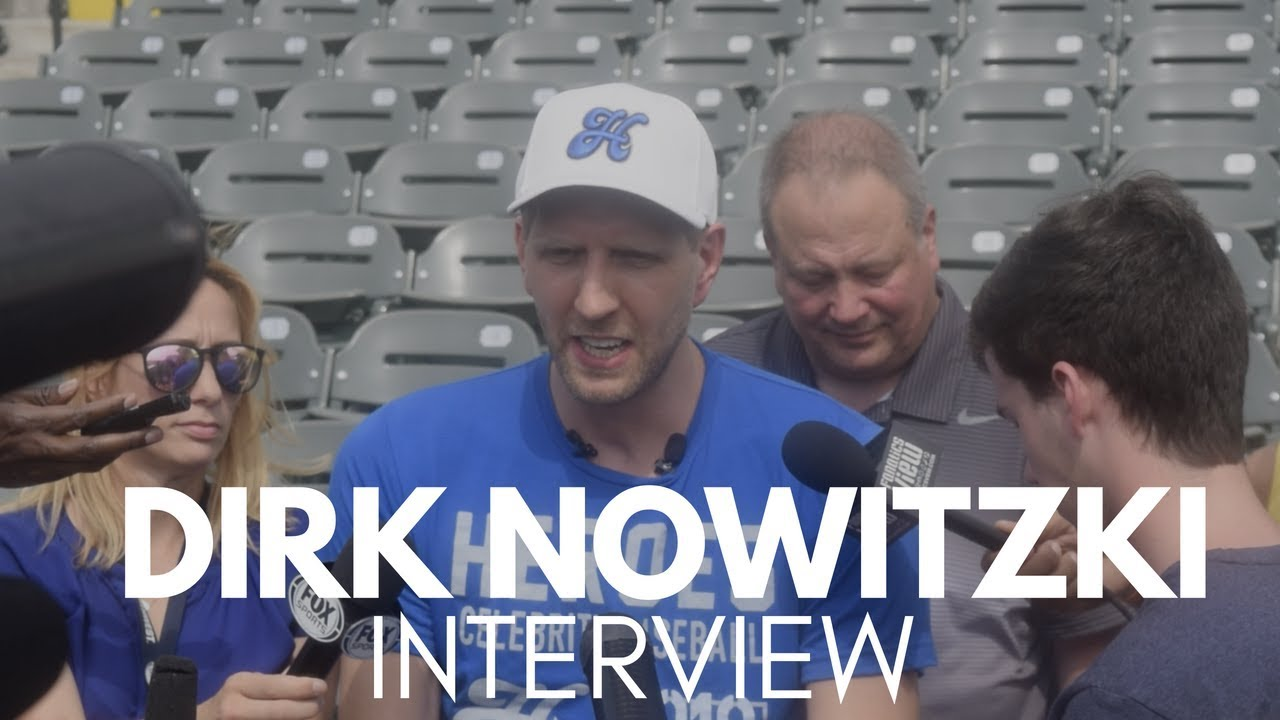 Dirk Nowitzki On The Current State Of The Mavericks