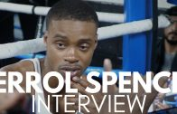 Errol Spence full Media Day Interview: Talks Canelo, GGG, Keith Thurman & Jermell Charlo