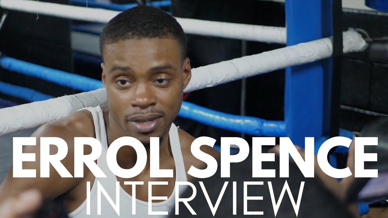Errol Spence Jr. Talks About Potential Opponents