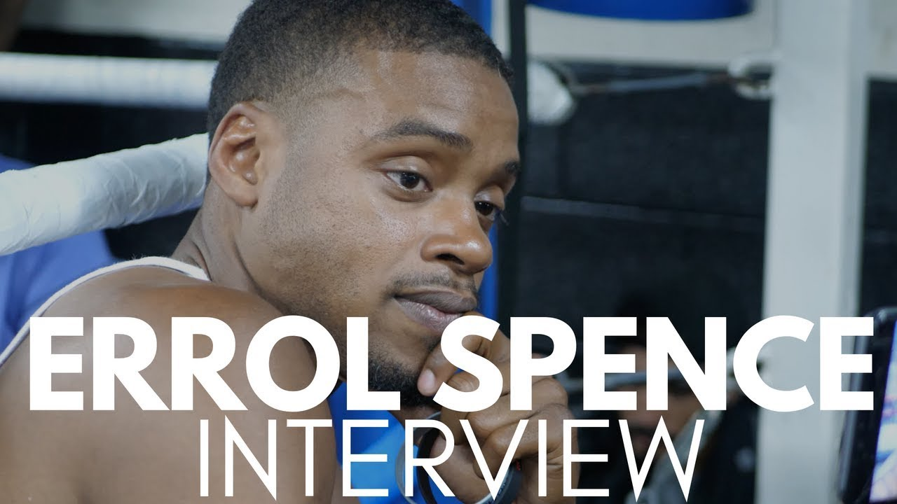 Errol Spence Jr. Talks On Improving by Sparring Jermell Charlo
