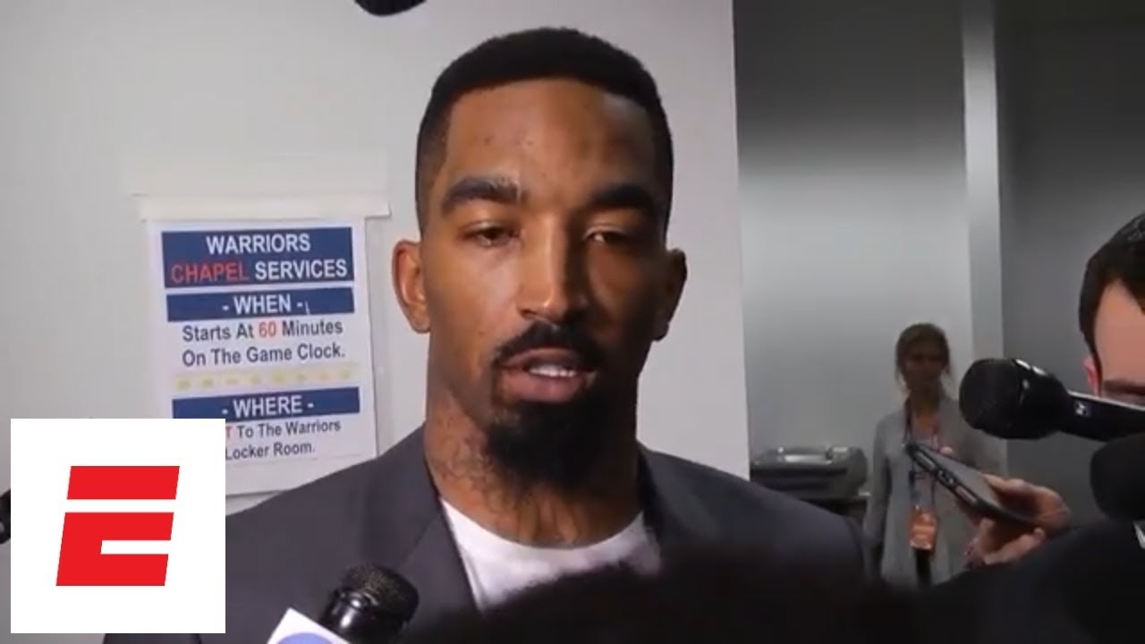 J.R. Smith Reveals He Was Aware of the Score Being Tied During Game 1