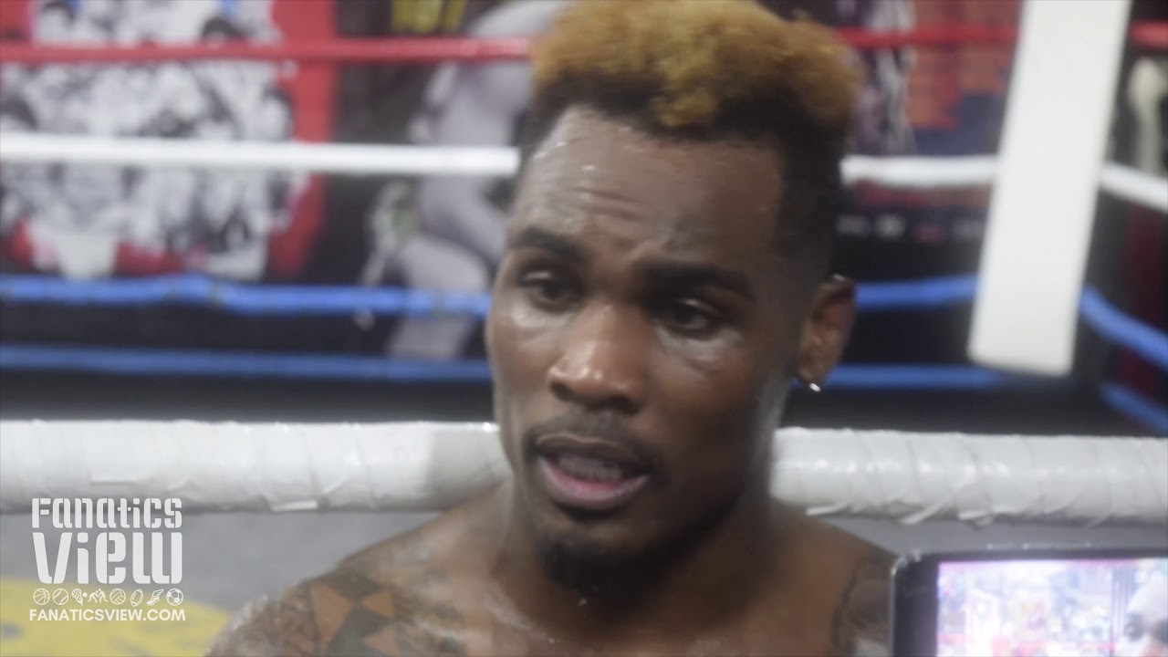 Jermell Charlo says He's More Respected in Dallas than Charles Hatley