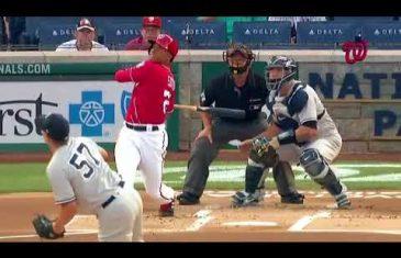 Juan Soto Hits Confusing First & Sixth Home Run of Season