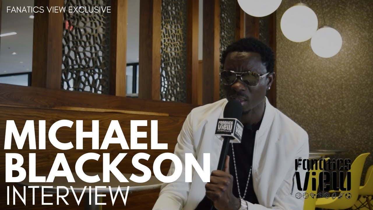 Michael Blackson Talks On New Friday Movie