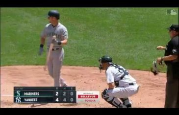 MLB's Romine Brothers have brotherly altercation at Home plate
