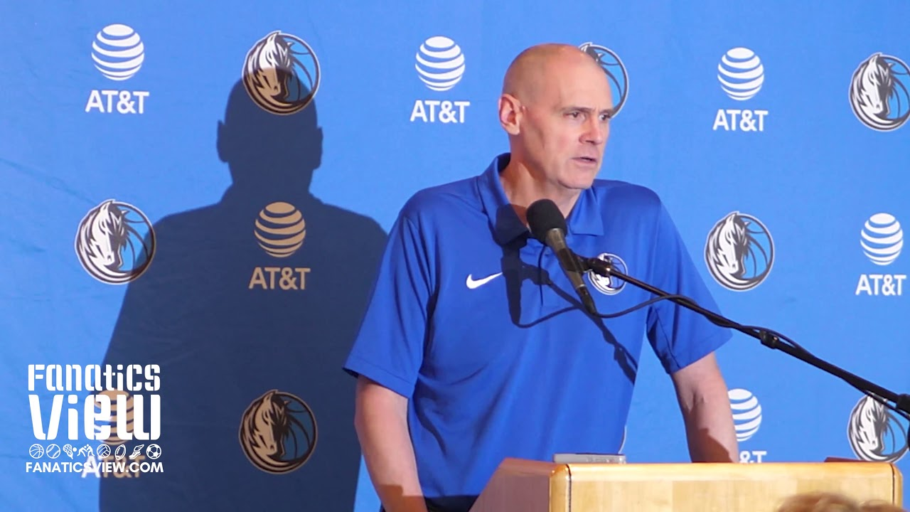Rick Carlisle Sees Luka Starting